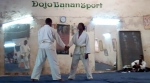 BananSport dojo, Bamako Coura neighborhood